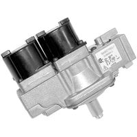 All Points 54-1163 Dual Natural Gas Solenoid Valve; 1/2 inch FPT / 3/8 inch FPT; 24V
