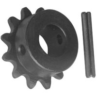 All Points 26-3979 Sprocket with Roll Pin - 12 Teeth, 5/8 inch Hole