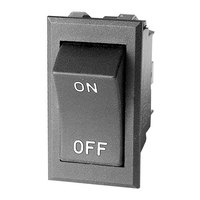 All Points 42-1711 On/Off Rocker Switch - 10A/250V, 15A/125V