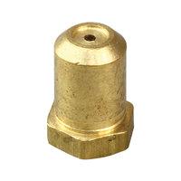 Garland / US Range 1020851 Equivalent Hood Orifice; #51; Natural Gas; 3/8 inch-27 Thread; 1/2 inch