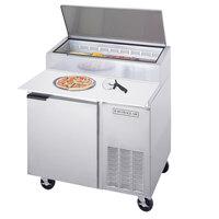 Beverage-Air DP46 46 inch One Door Pizza Prep Table