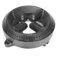 All Points 24-1098 6 inch Cast Iron Burner Head