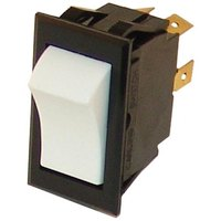 All Points 42-1780 On/Off Rocker Switch - 10A/250V, 15A/125V