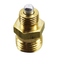 All Points 26-1678 Pilot Orifice; 0.010 inch Hole; Liquid Propane; Size (CCT): 1/4 inch; 5/16 inch-32 Thread