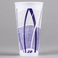 Dart 20LX16E 20 oz. Impulse Foam Travel Cup   - 500/Case