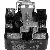 Vulcan 411497-A1 Equivalent Oven Relay; 120V; SPDT