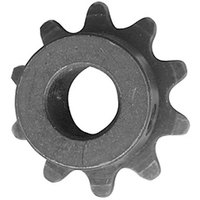 Nieco 6006 Equivalent Gear Motor Sprocket - 10 Teeth, 1/2 inch Bore