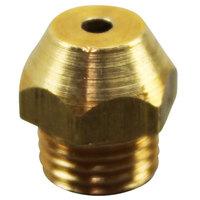 Nieco 2035 Equivalent Burner Orifice; #74; Liquid Propane; 15/64 inch-36 Thread