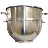 Hobart 00-275688 Equivalent Classic 60 Qt. Stainless Steel Mixing Bowl