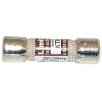 All Points 38-1435 13/32 inch x 1 1/2 inch 25A Fast Acting KTK-25 Glass Fuse - 600V