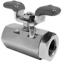 All Points 56-1348 Ball Valve; 3/8 inch FPT