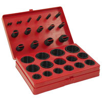 All Points 85-1100 O-Ring Kit; Buna-N (Gray); 30 Sizes; 382 Rings