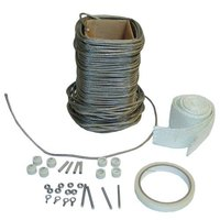 Alto-Shaam 4874 Equivalent 120' Heater Cable Kit - Low Temp