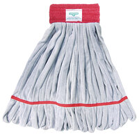 Unger ST45R 16 oz. Red Heavy Duty Microfiber String Mop Head