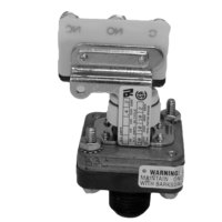 All Points 42-1101 1/2 inch NPT Gas Pressure Switch - 0.5 to 15 PSI