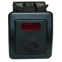 All Points 42-1765 On/Off Lighted Rocker Switch - 125V