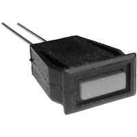 All Points 38-1475 Yellow Rectangular Snap-In Signal Light