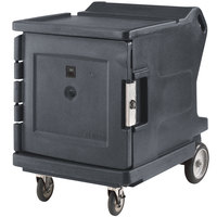 Cambro CMBH1826LTR191 Granite Gray Camtherm Electric Food Holding Cabinet with Security Package Low Profile - Hot Only