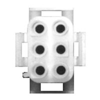 All Points 26-3605 Male Connector - 6 Pin