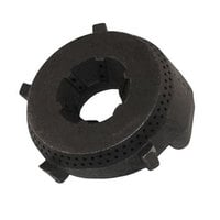 All Points 24-1106 4 1/4 inch Cast Iron Burner Head (Pilot Off-Center)