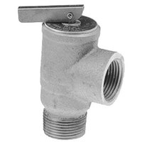 All Points 52-1148 3/4 inch NPT Pressure Relief Valve - 125 PSI
