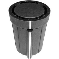 All Points 22-1507 Black Toaster Knob Assembly