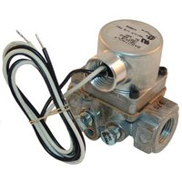 Hickory 729 Equivalent Gas Solenoid Valve; 1/2 inch FPT; 120V