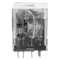 Frymaster 8070833 Equivalent 4-Pole Relay; 250V; 12V DC