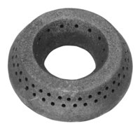All Points 24-1141 4 3/4 inch Cast Iron Burner Head