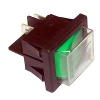 All Points 42-1450 On/Off Rocker Switch - 16A/125V, 10A/250V