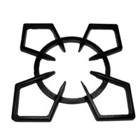 All Points 24-1148 8 inch Cast Iron Spider Grate