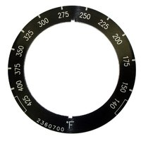 All Points 22-1386 Knob/Dial Insert; 140-425
