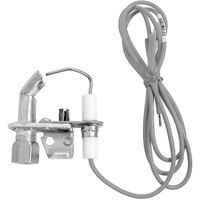 All Points 51-1410 1/4 inch CCT Natural Gas Pilot Burner Assembly with Igniter