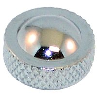 All Points 26-3140 Chrome Cleanout Cap with Washer