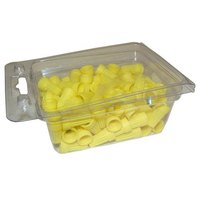 All Points 28-1678 Yellow Wire Connectors - 100/Pack
