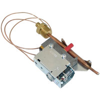 All Points 48-1033 Hi-Limit Thermostat; Type 351 with Manual Reset; Temperature 220 Degrees Fahrenheit; 20 inch Capillary