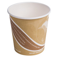 Eco Products EP-BRHC10-EW Evolution World PCF 10 oz. Hot Cups - 1000 / Case