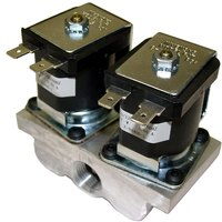 All Points 54-1053 Dual Solenoid Valve; 3/8 inch FPT; 120V