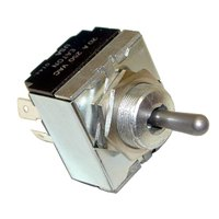 Savory 18209 Equivalent On/Off/On Toggle Switch - 20A/250V