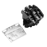 All Points 44-1156 25/35A 3-Pole Contactor - 208/240V