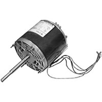 All Points 68-1266 Conveyor Oven Fan Motor; 1/3 hp; 230/240V; 1740 RPM; 6 inch x 1/2 inch Shaft