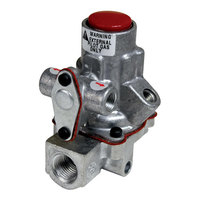 All Points 54-1036 Pilot Safety Valve; Natural Gas / Liquid Propane; 3/8 inch Gas In / Out; 1/8 inch Pilot In / Out