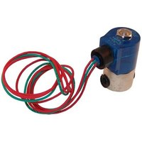 All Points 58-1000 Water Solenoid Valve; 1/4 inch FPT; 120V