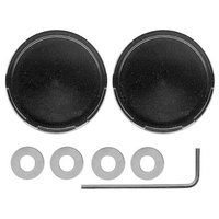 All Points 22-1586 1 3/4 inch Black Toaster Knob Adjustment Kit