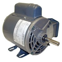 All Points 68-1117 Blower Motor - 208-230V, 1/10 - 1/2 hp, 1 Phase, 1724 / 1140 RPM