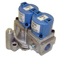 All Points 54-1116 1/2 inch NPT x 1/2 inch NPT Natural Gas Solenoid Valve - 25V