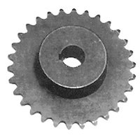 Nieco 6038 Equivalent Meat Belt Sprocket - 30 Teeth, 5/8 inch Bore