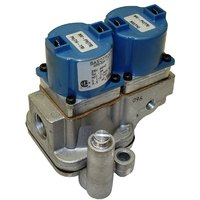 All Points 54-1113 1/2 inch NPT x 1/2 inch NPT Natural Gas Solenoid Valve - 25V