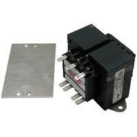 All Points 44-1334 56VA Transformer with Mounting Plate - 115/230V Primary, 24V Secondary