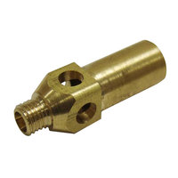 All Points 26-1869 Brass Burner Jet #56; 7/16 inch Diameter; Natural Gas